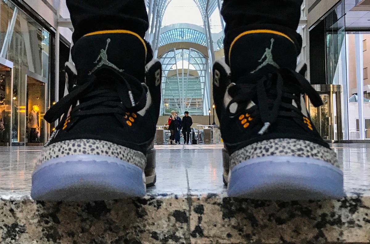 Atmos Jordan Sneakers