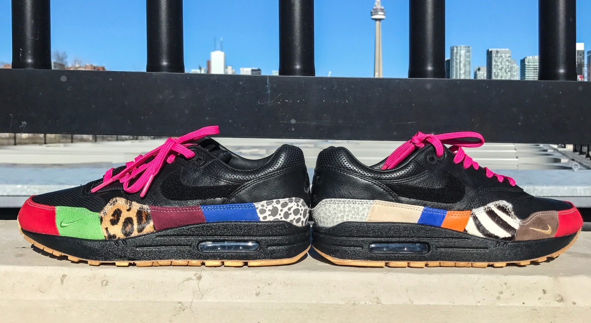 Nike Air Max Masters Sneakers